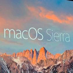 MacOS Sierra — новая ОС от Apple
