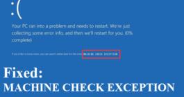 Что делать при коде остановки Machine check exception при загрузке ОС Windows 10