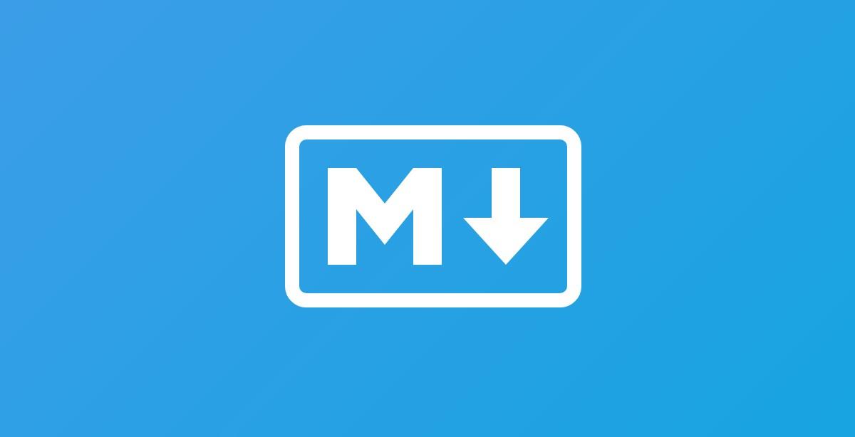 Markdown Bot logo
