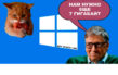 Верните свои 7 Гб места на диске, которые отнял Microsoft после обновления Windows!