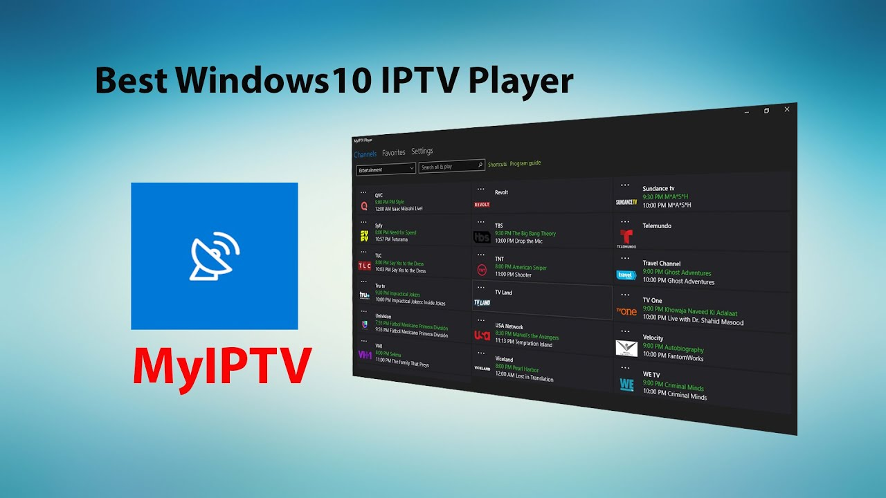 MyIPTV Player
