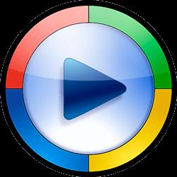 Логотип медиа плеера