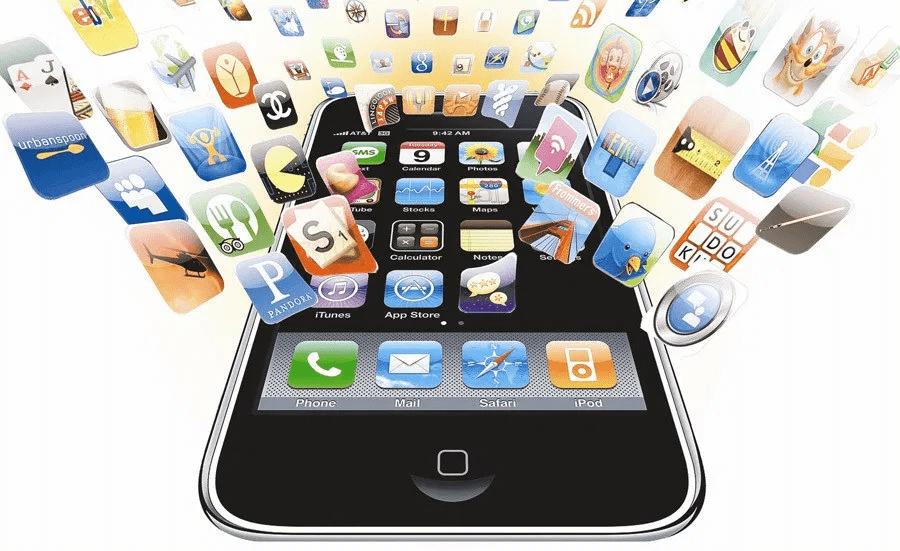мобильный телефон Приложения