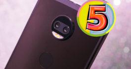 Надо брать: Эти 5 б/у смартфонов запросто дадут фору новинкам! Нет смысла переплачивать!