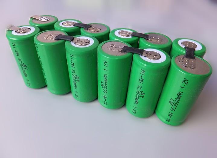 никель-металлогидридных аккумулятор