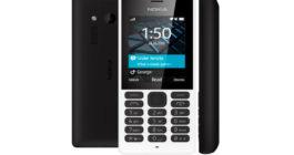 Стартовали продажи кнопочного телефона Nokia 150 за 28 долларов