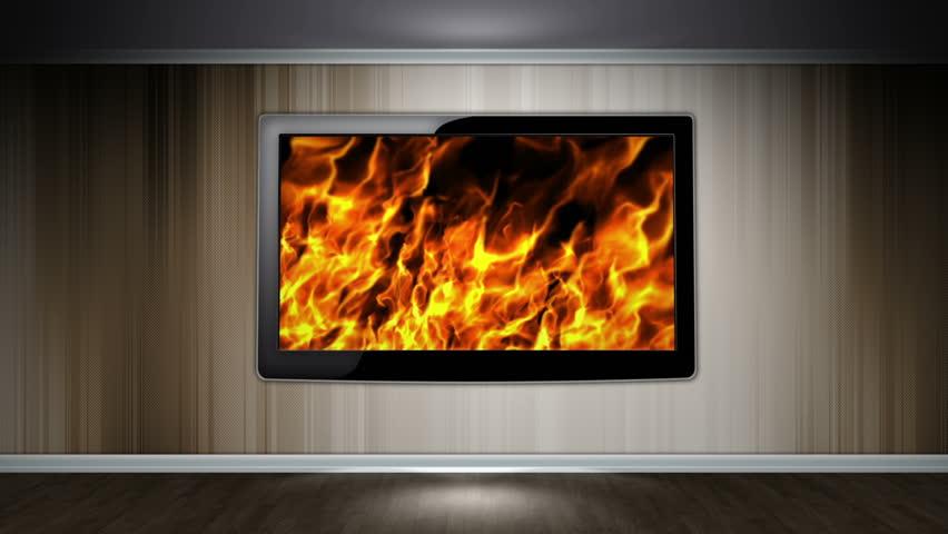 новый телевизор перегревается
