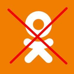 Как удалить страницу в «Одноклассниках» через телефон
