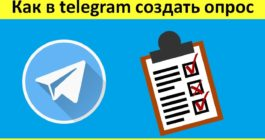 Как сделать опрос в группе в Телеграме, инструкция и боты для голосования