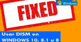 4 способа исправления ошибка 87 в Командной строке DISM в ОС Windows 10