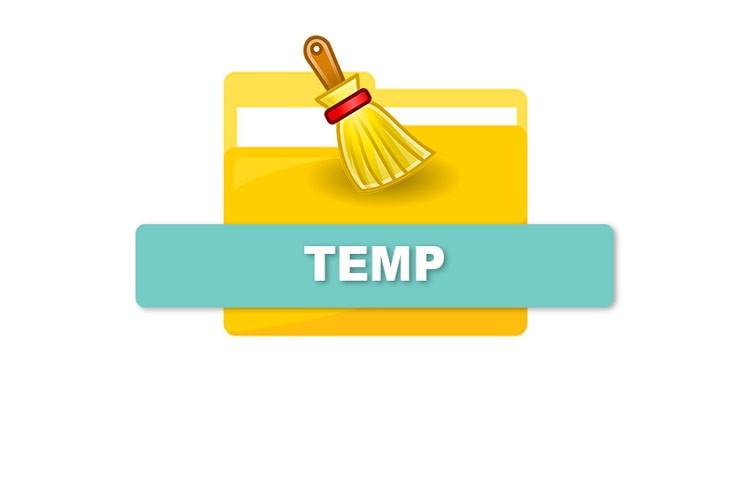 Как очистить TEMP