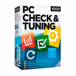 Оптимизатор MAGIX PC Check & Tuning