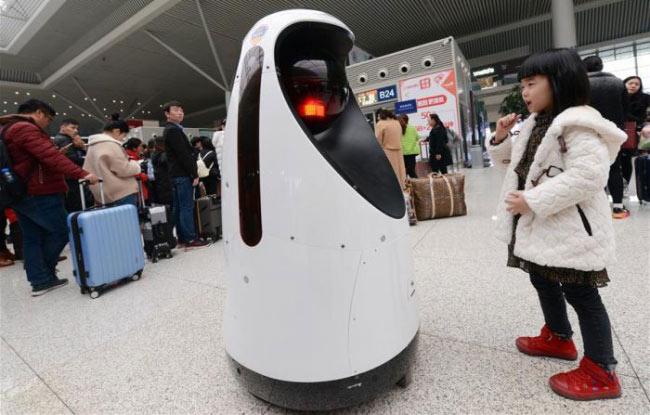 патрульный робот