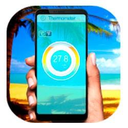 Датчик температуры в телефоне — как работает, приложения для измерения