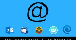 Описание и рейтинг топ-13 лучших почтовых клиентов для системы Windows 10