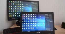 Как на ОС Windows 10 включить и отключить проецирование на этот компьютер
