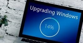 Что делать, если работа с обновлениями в ОС Windows 10 длится очень долго