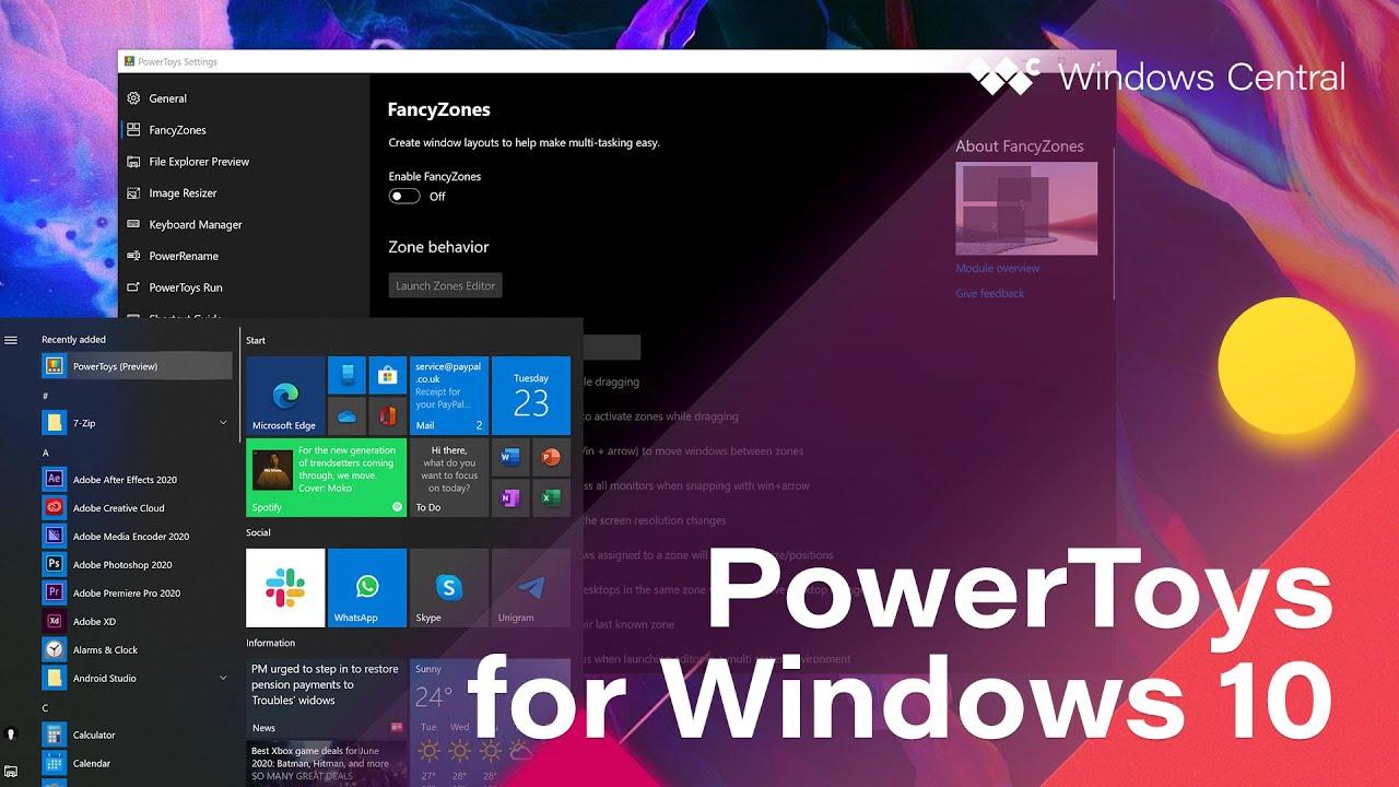 Как можно разделить экран монитора на 2 части в системе Windows 10 – 3 способа