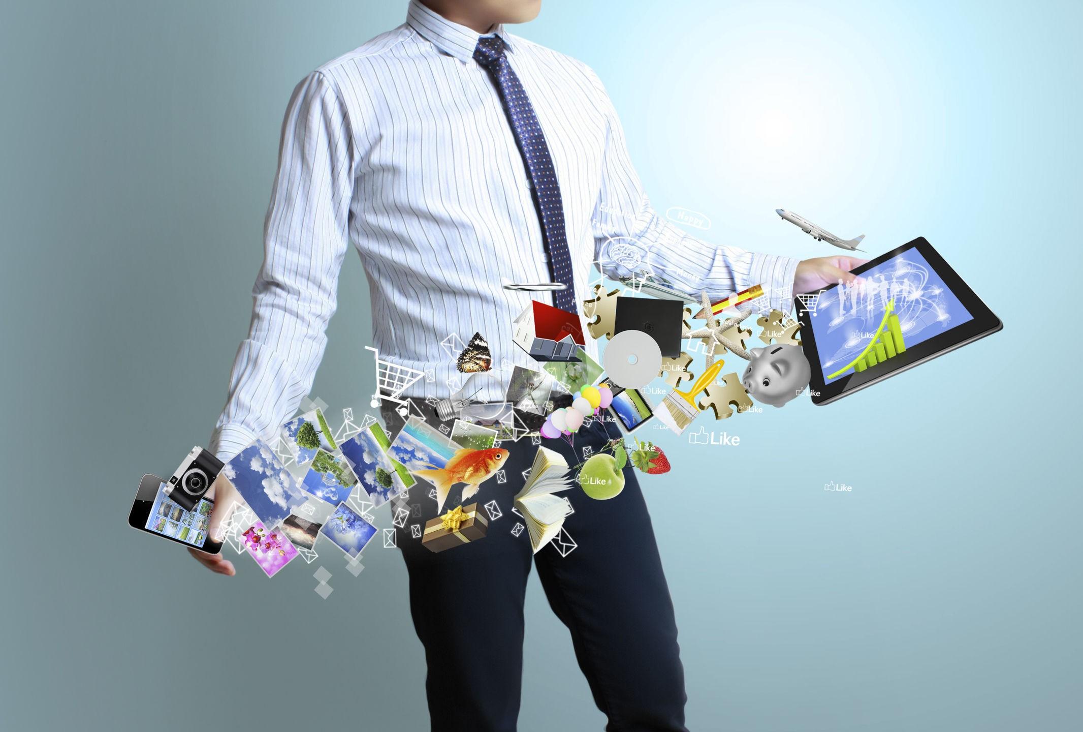 Технологии по производству разных видов реклам