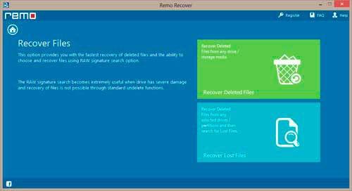 Remo Recover: восстанавливаем удаленные файлы