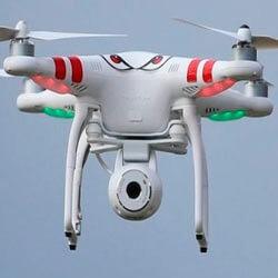 Немецкие умельцы создали спасательного дрона