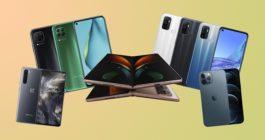 ТОП рейтинг 44 лучших смартфонов 2021 года