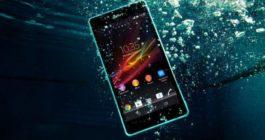 ТОП 12 лучших водонепроницаемых смартфонов
