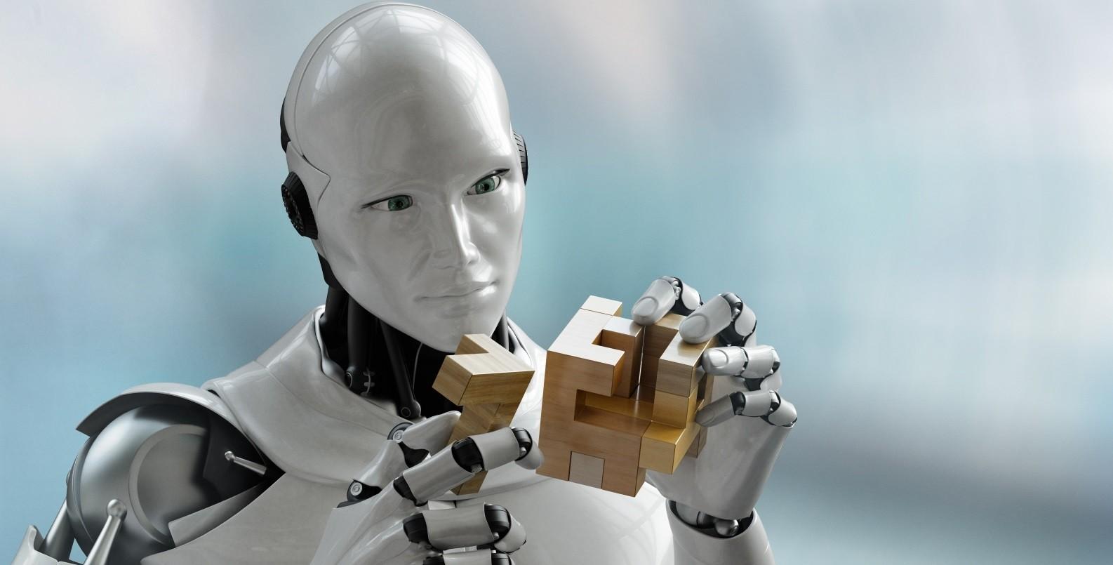 робот гуманоид