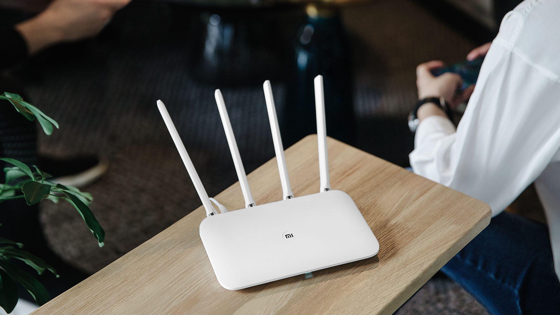 роутер wifi и много устройств