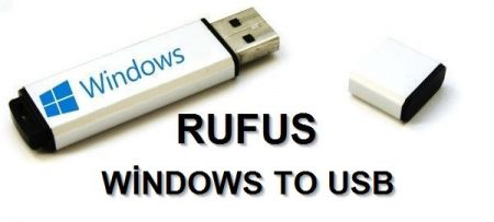 Rufus для Windows 10