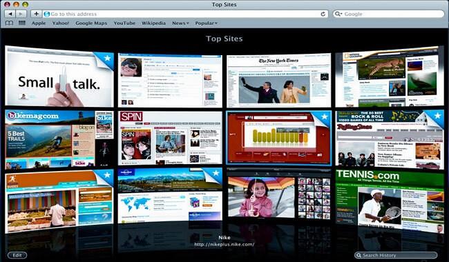 Сафари браузер - лучшие сайты