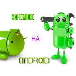 Как отключить безопасный режим Android
