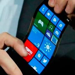 Samsung намерена выпустить гибкий смартфон