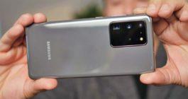 ТОП 11 лучших смартфонов с хорошей камерой от Samsung