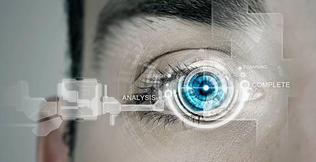 Новый уровень защиты - сканирование поверхности глаза