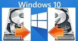 Как можно объединить несколько разделов жесткого диска в ОС Windows 10