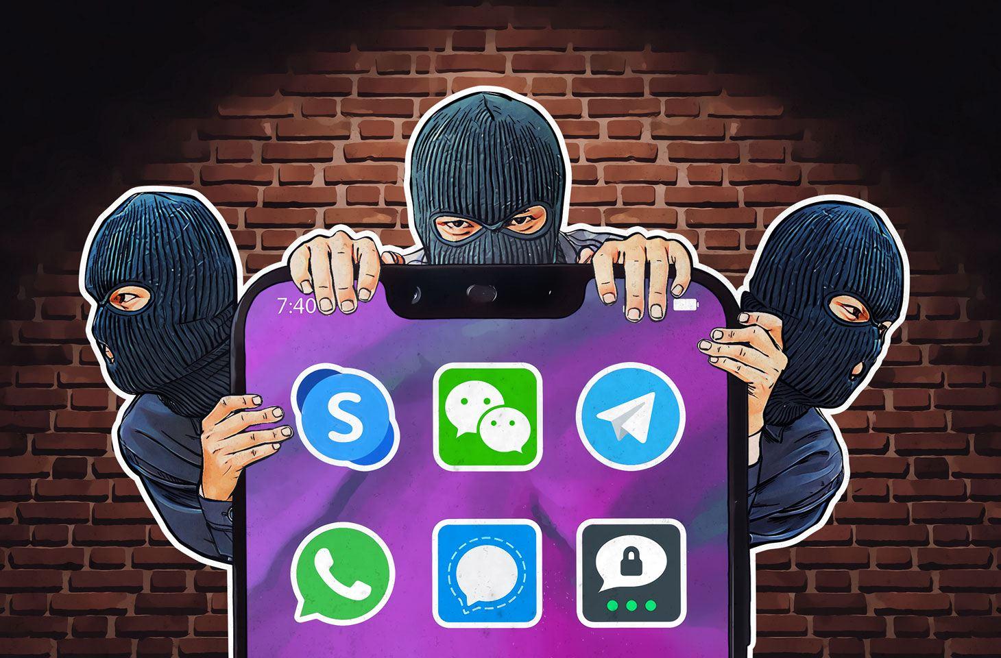 Шпионский софт и вирусы