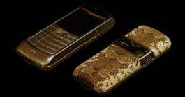 Сколько стоит самый дорогой телефон в мире от Верту – цена топ-5 моделей