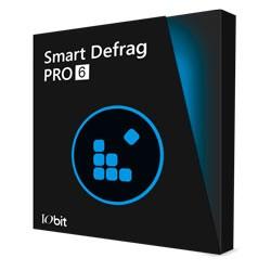 IObit Smart Defrag — умная дефрагментация дисков