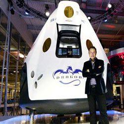 SpaceX поделилась фото новой супер тяжелой ракеты