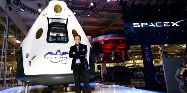 Создатель SpaceX