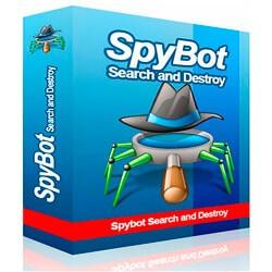 SpyBot Search & Destroy: антишпионский софт