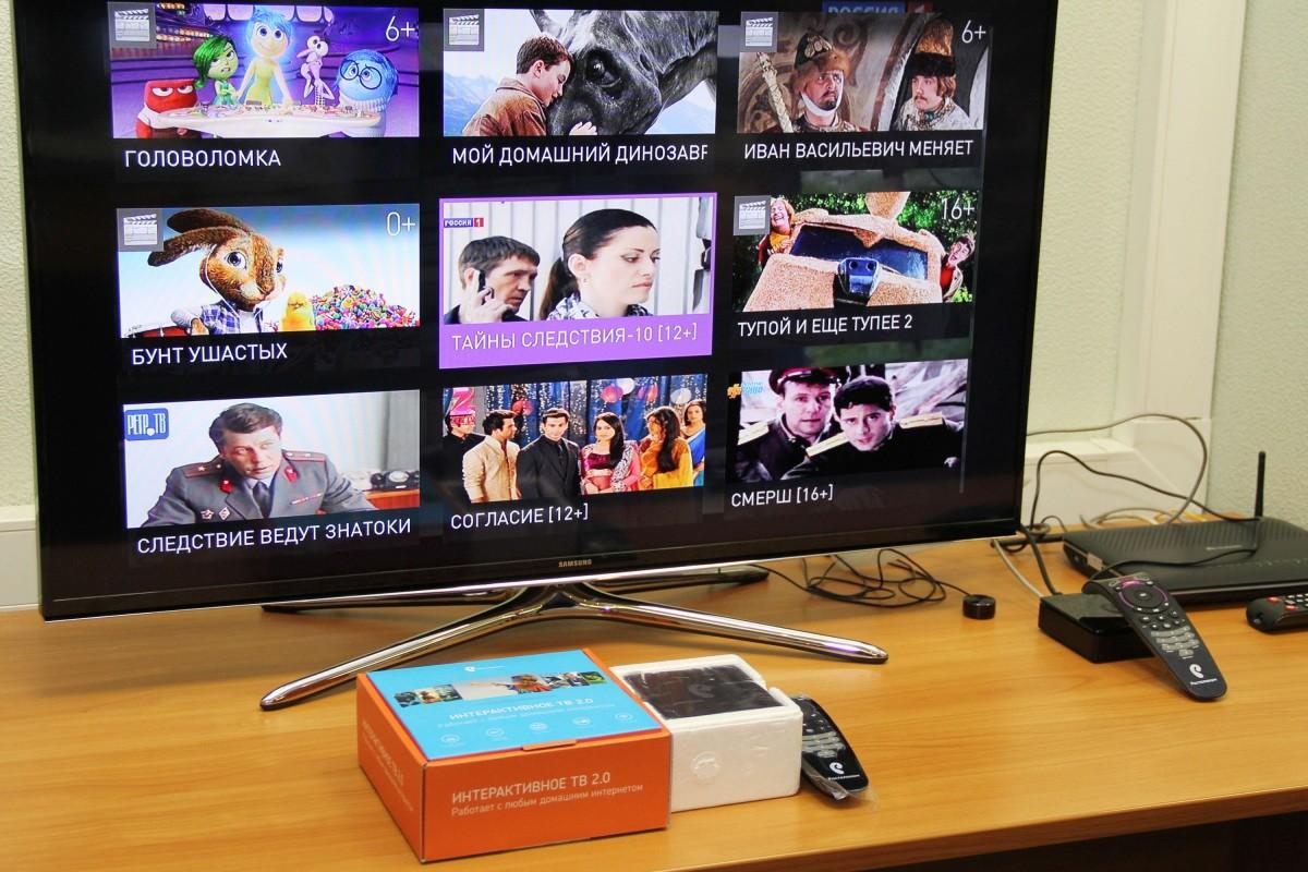 Стандарты интерактивного телевидения