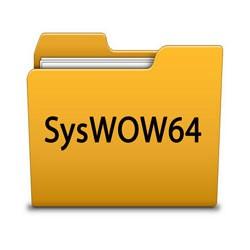 Зачем нужна папка SysWOW64 в Windows