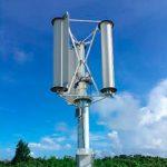 Генератор энергии от тайфуна