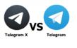 В чем отличия Телеграма X от обычного Телеграма и что лучше выбрать