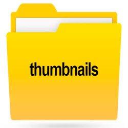 Папка Thumbnails на телефоне, компьютере — зачем нужна, как удалить