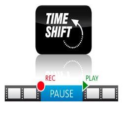 Что за функция TimeShift (Таймшифт) в телевизоре Samsung, LG