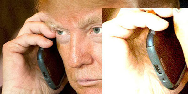 Смартфон Трампа на Android