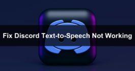Включение и выключение функции TTS в мессенджере Discord, как озвучить текст